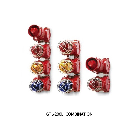 Explosion Proof Warning Light, GTL-200L Combination