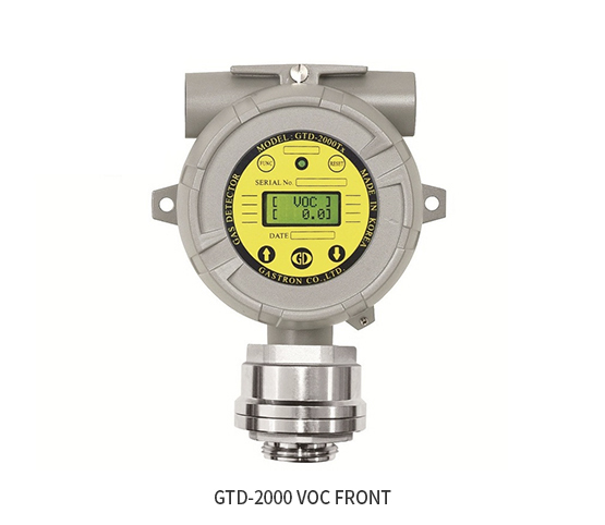 Explosion Proof Type Diffusion VOC Gas Detector, GTD-2000Tx