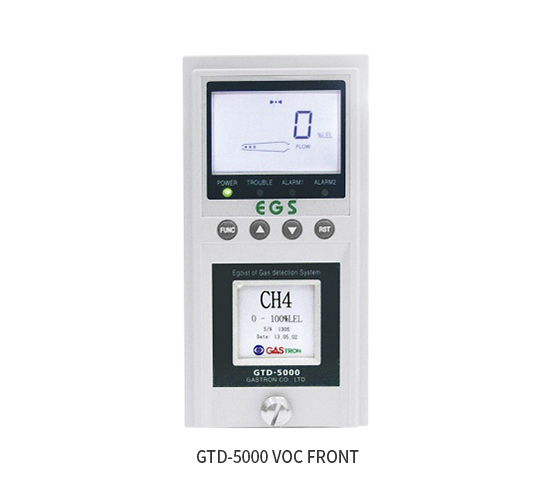 Intelligent & Sampling Type VOC Gas Detector, GTD-5000