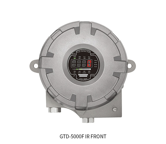 Explosion Proof Type Sampling Infrared Gas Detector, GTD-5000F