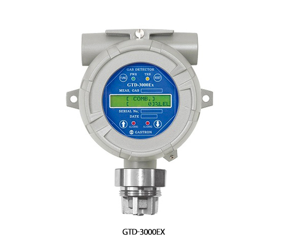 Intelligent Flammable Gas Detector, GTD-3000Ex