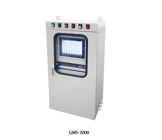 Touch Screen Monitoring System, GMS-2000