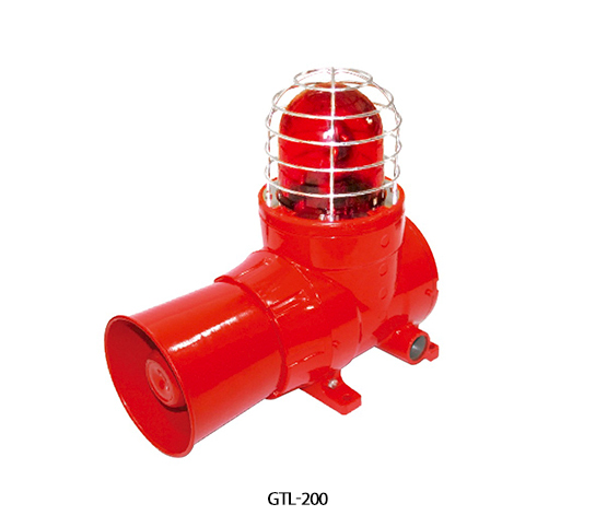 Explosion Proof Type Sounder & Beacon Combination, GTL-200