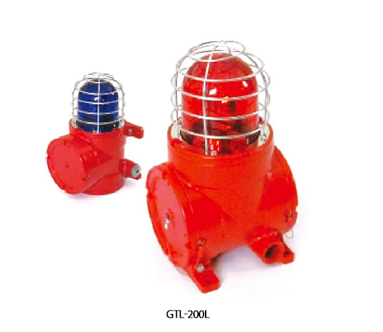 Explosion Proof Warning Light, GTL-200L