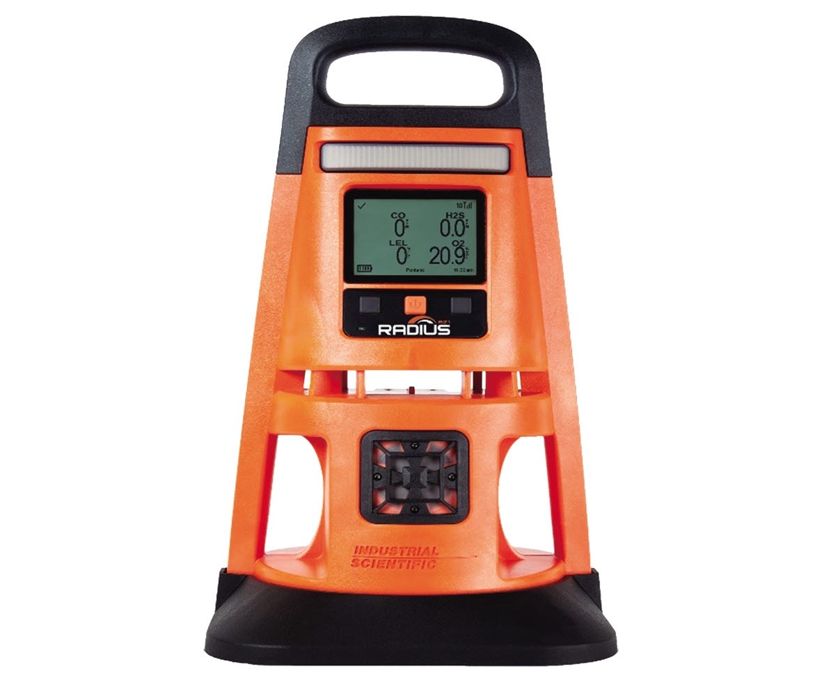7-Gas Area Monitor, Portable Detector