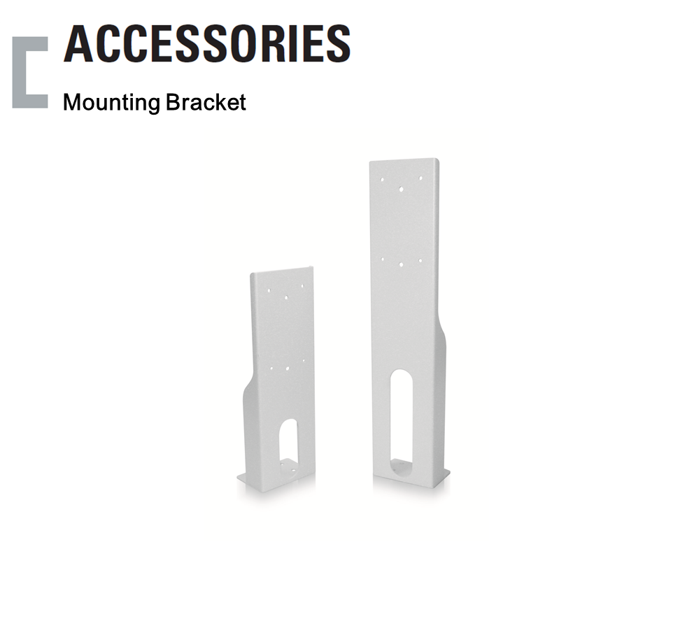 Mounting Bracket, Infrared-type Gas DetectorAccessories