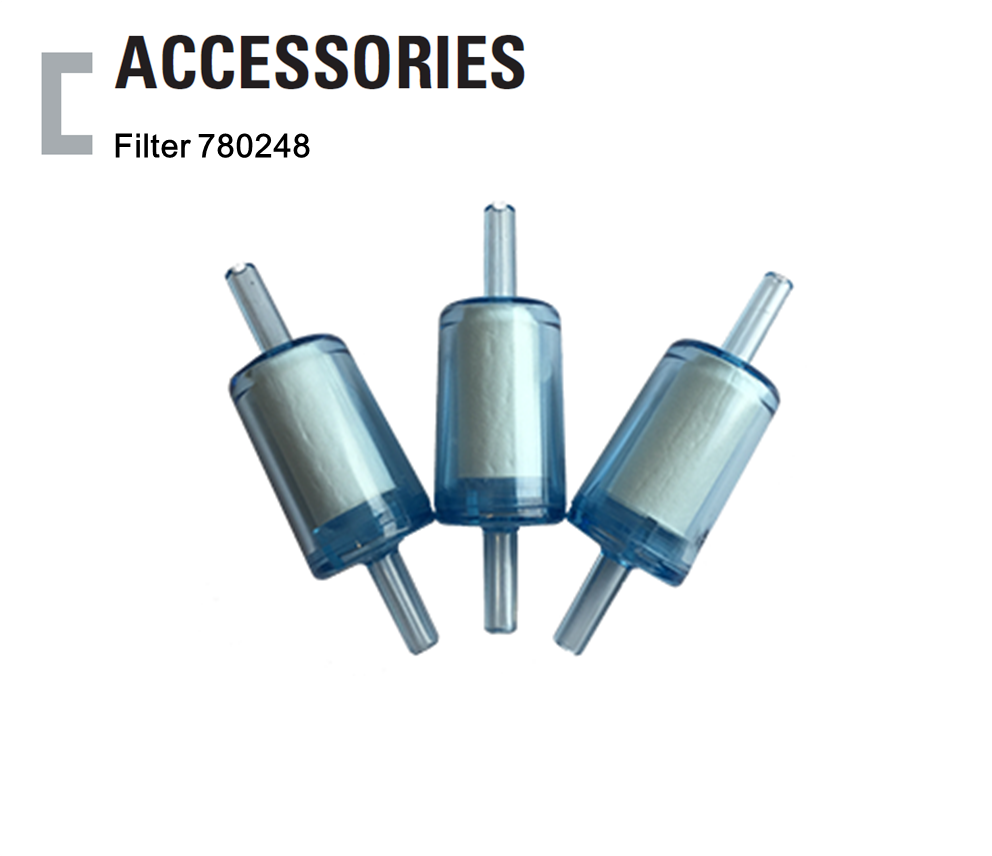 Filter 780248, Colormetric Gas Detector Accessories