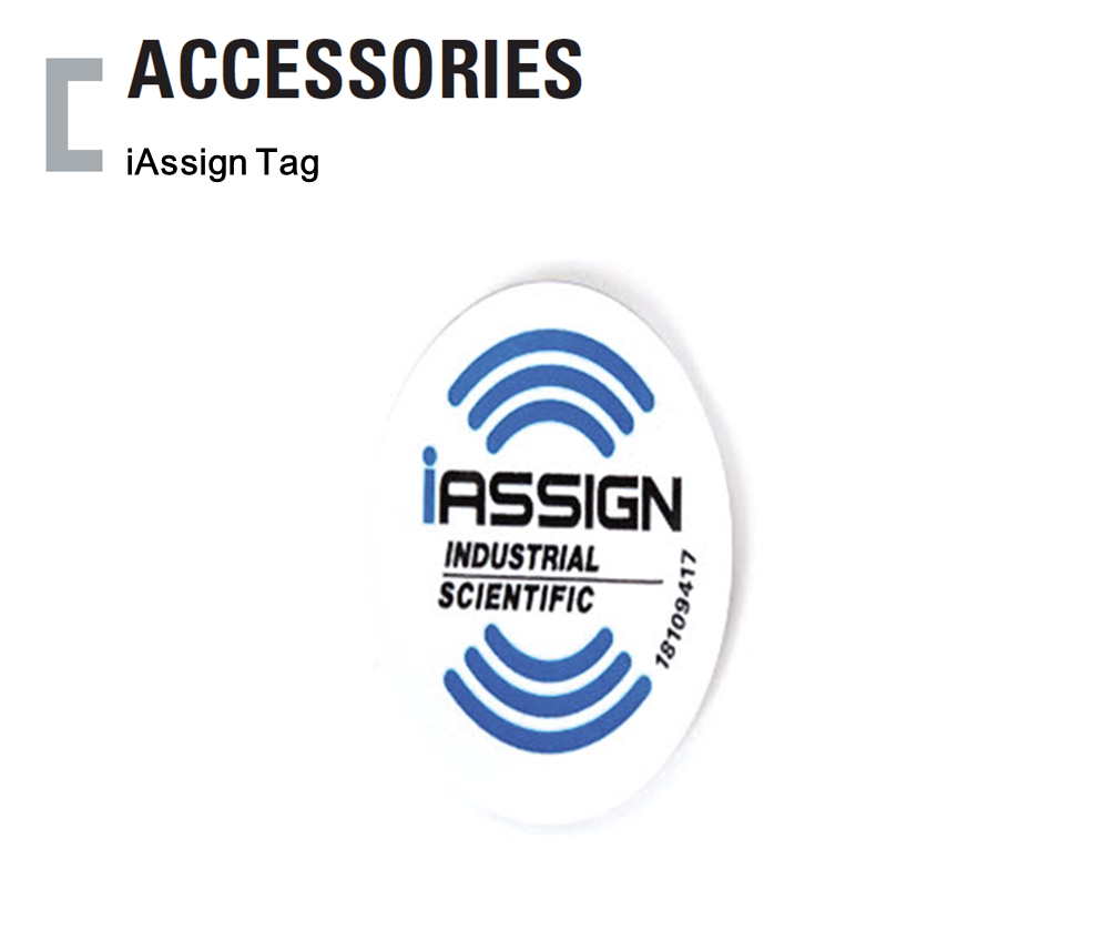 iAssign Tag, Portable Gas Detector Accessories