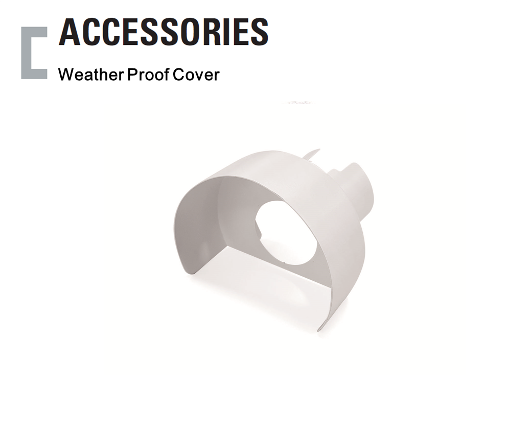 Weather Proof Cover, 불꽃감지기 Accessories