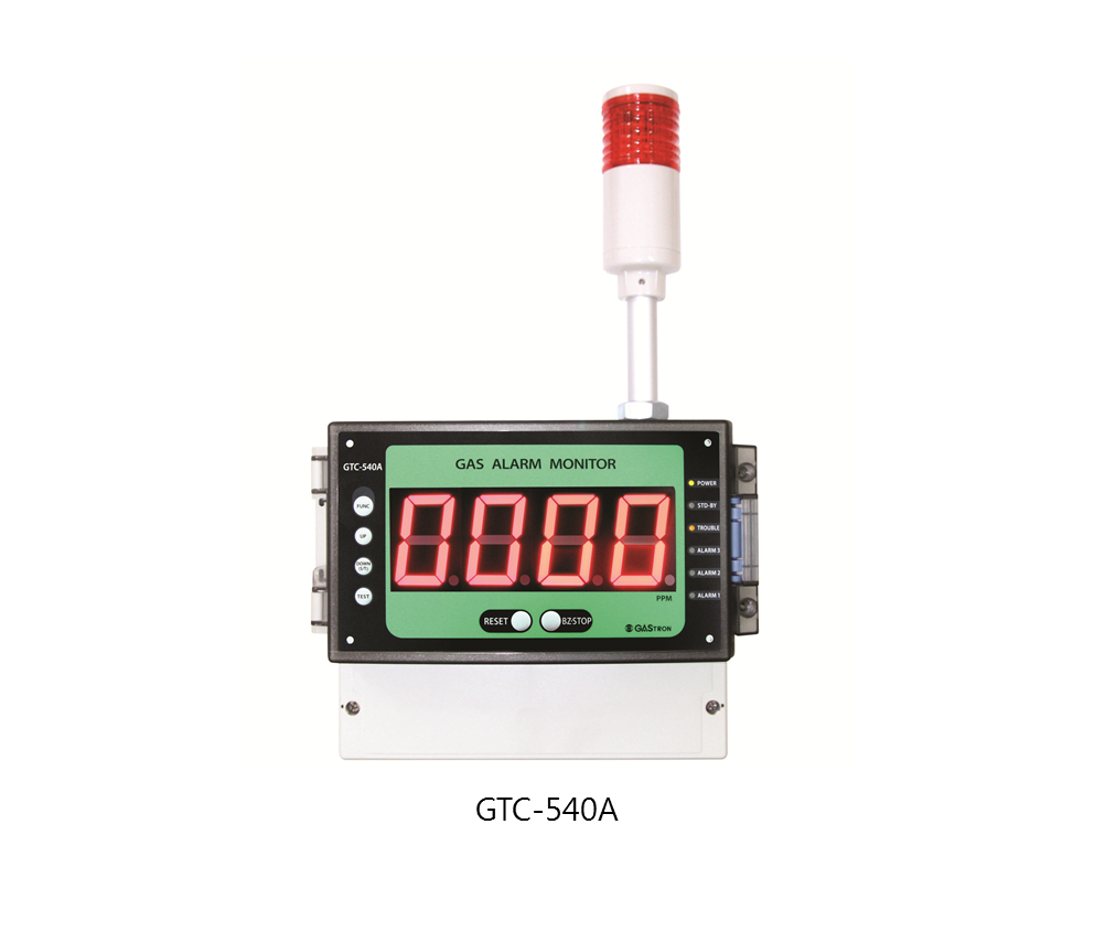 Single Channel Gas Detector Receiver, GTC-540A