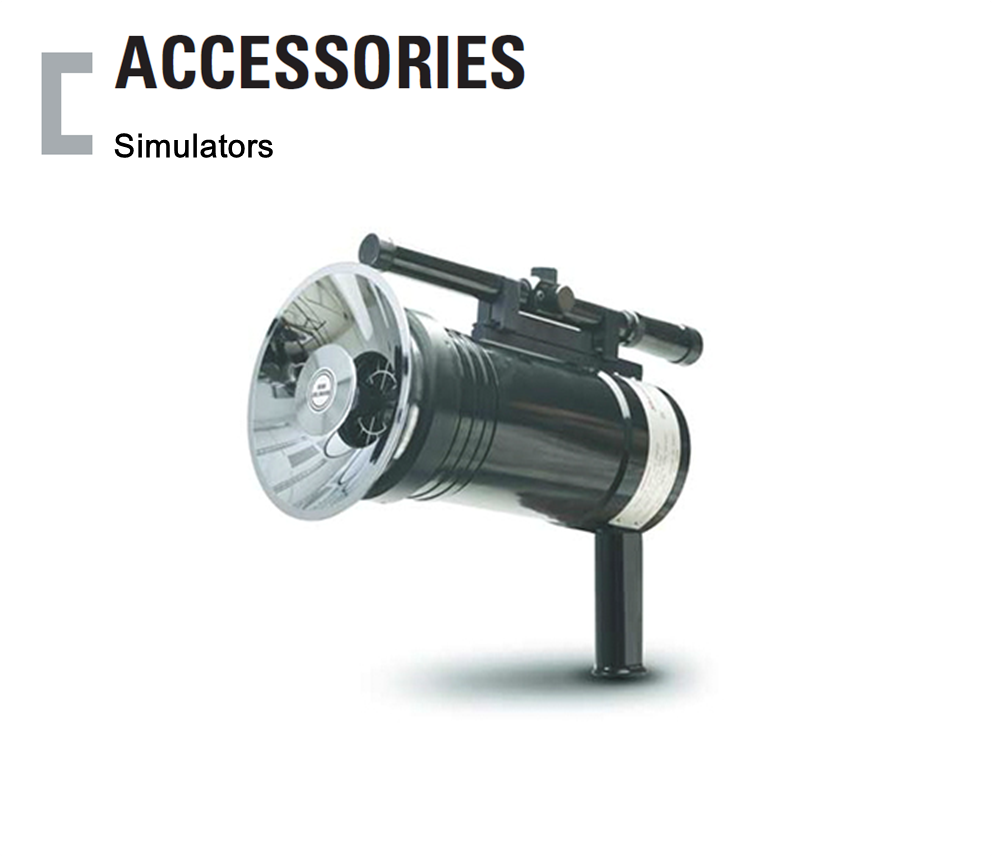 Simulators, Flame Detector Accessories