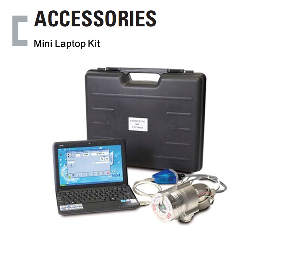 Mini Laptop Kit, Flame Detector Accessories